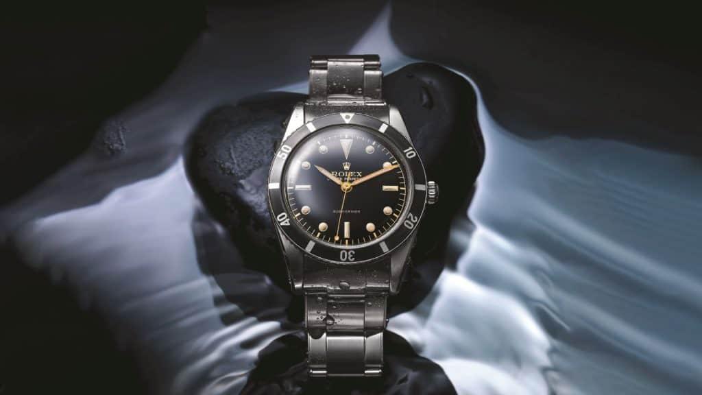 Rolex Submariner 1953 01