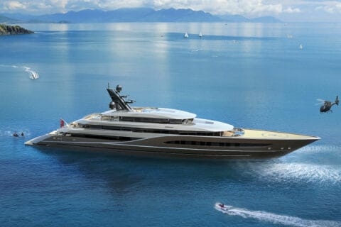 This is photo of a Atlantico 77m