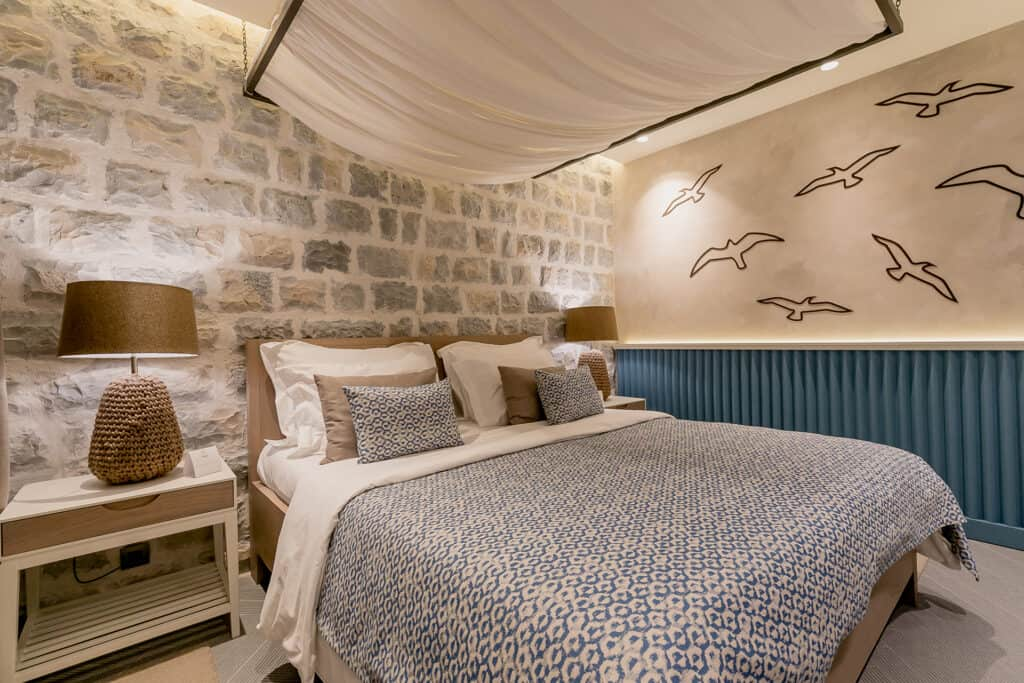 This is photo of a room at Casa del Mare hotels