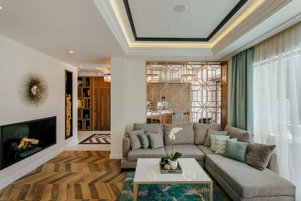 This is photo of a Casa del Mare, lobby