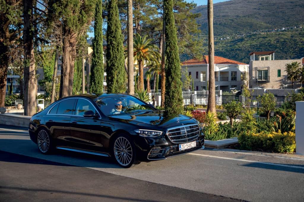 Ovo je fotografija Mercedes S 350 d 4MATIC
