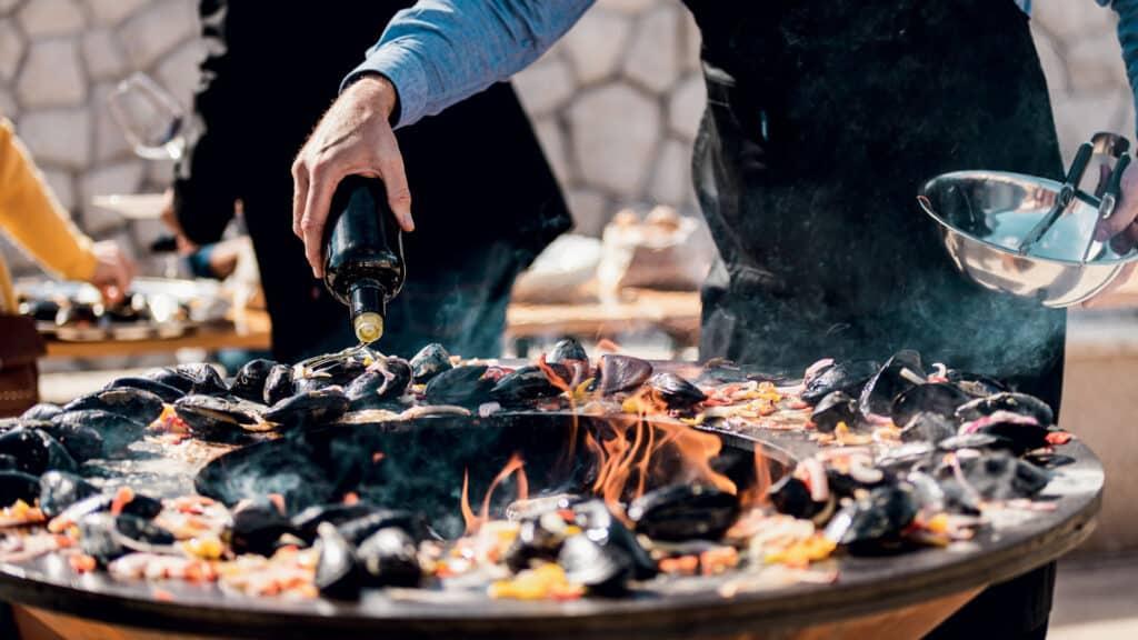 This is photo of taste Like Šibenik event