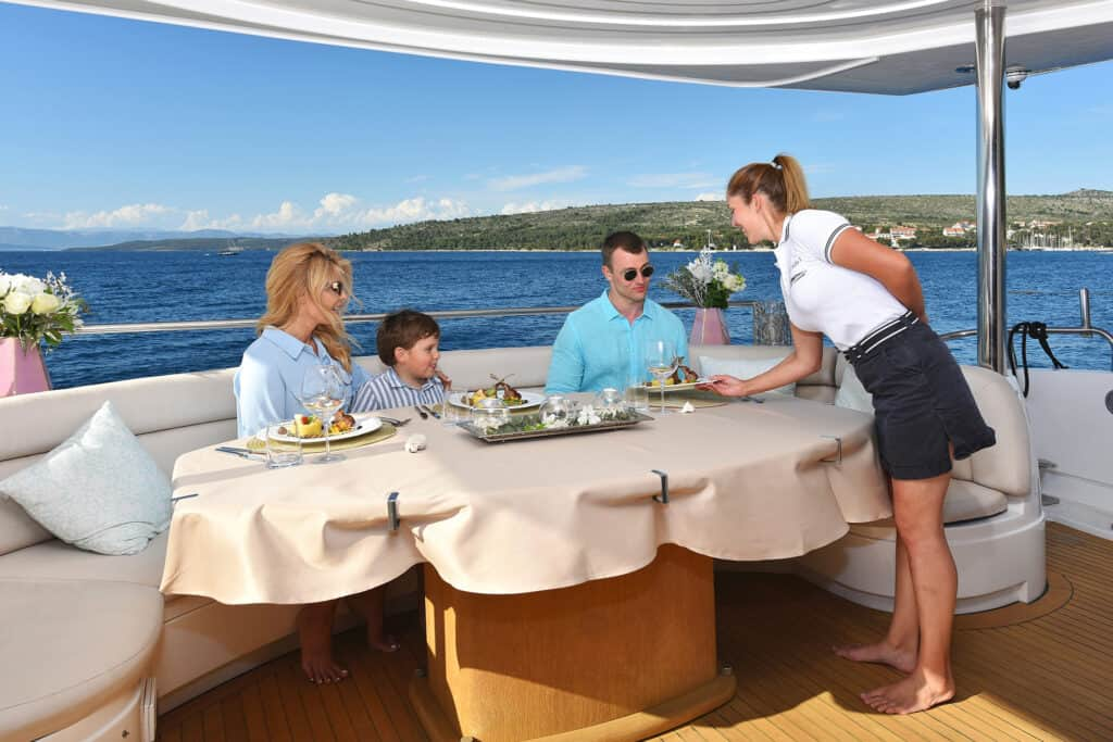 This is photo of a Adria Libar yachting jobs