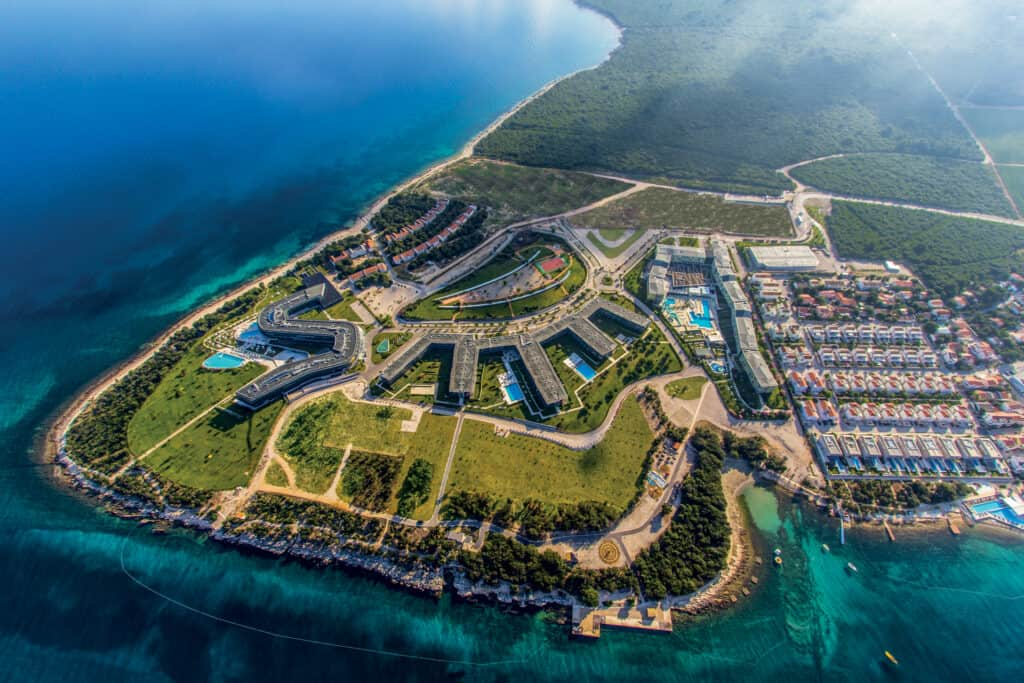 This is photo of a Falkensteiner Resort