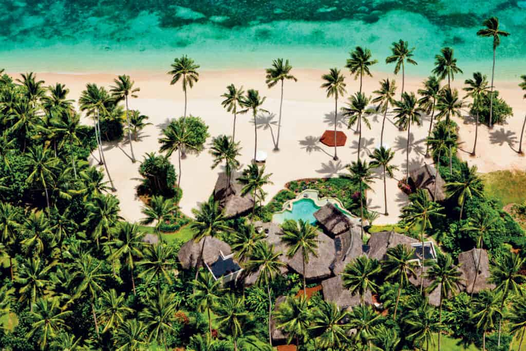 This is photo of a Laucala, Fiji