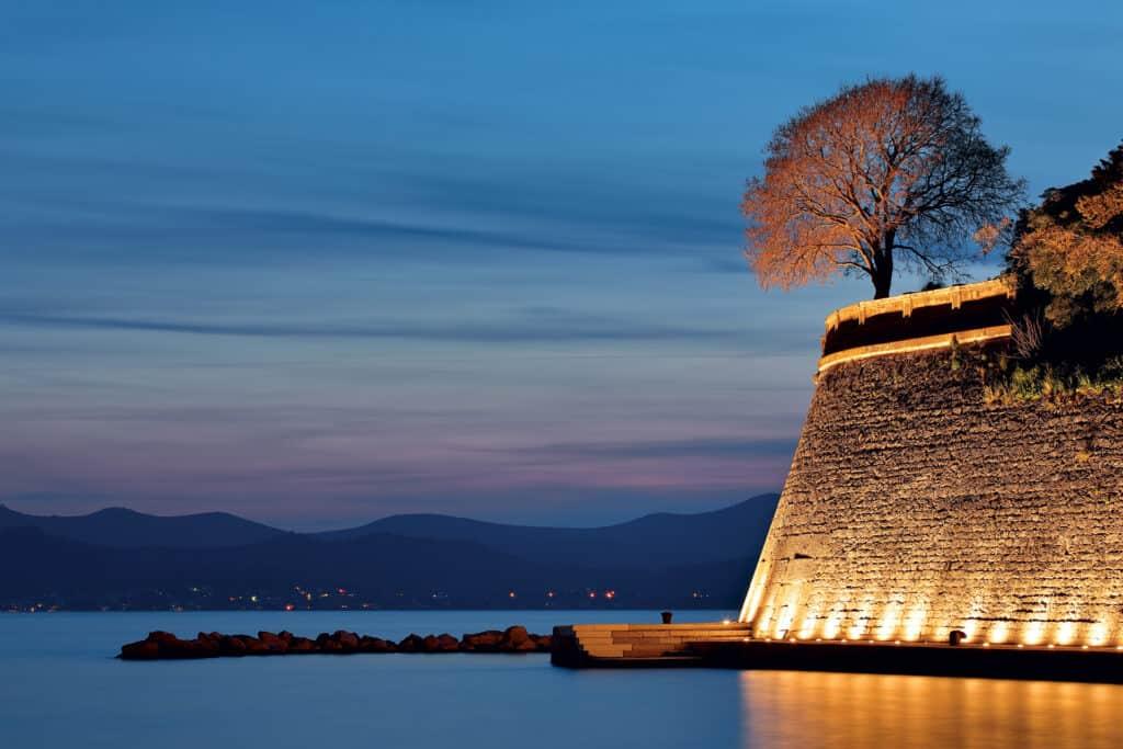 This is photo of a Foša, citiy of Zadar