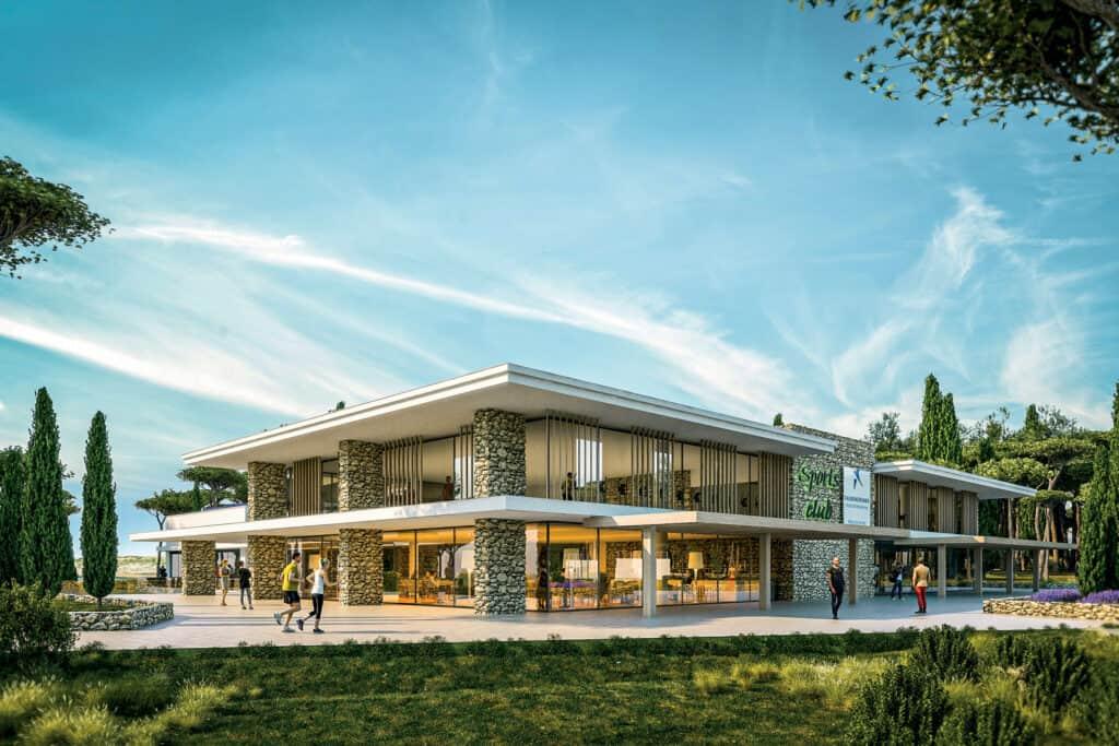 Ovo je fotografija nove sportske destinacije Falkensteiner resorta