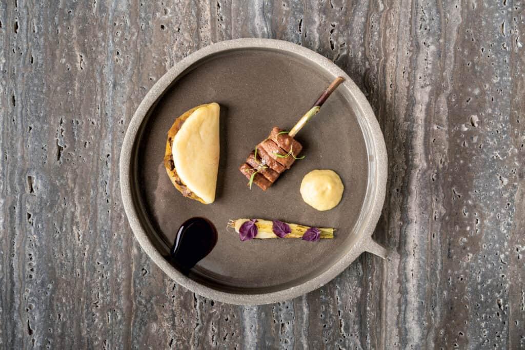 Ovo je fotografija Cap Aureo, restoran u Rovninju