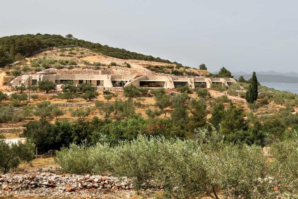 This is photo of a Villa Nai 3.3