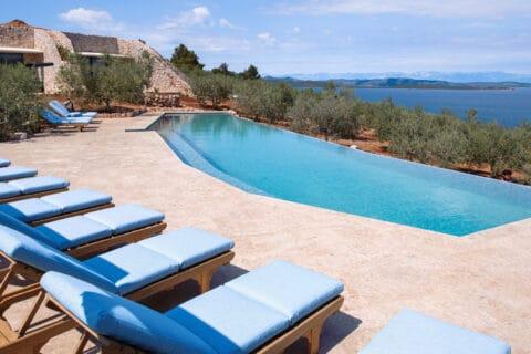 This is photo of a Villa Nai pool