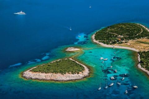 This is photo of a Budikovac, island of Vis ,Croatia