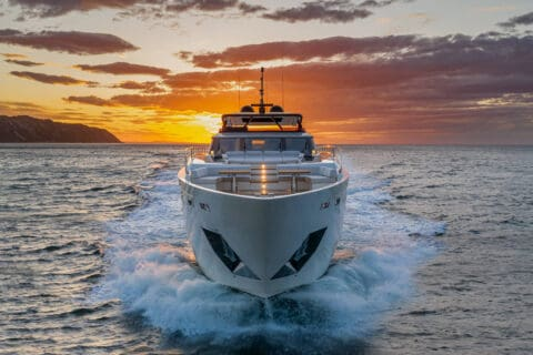 This is photo of a Ferretti Yachts 1000
