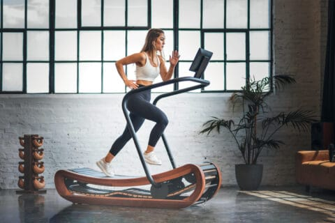 This is photo of a NOHrD Sprintbok Luxury Gym Equipment