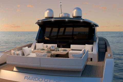 This is photo of a Pardo GT52