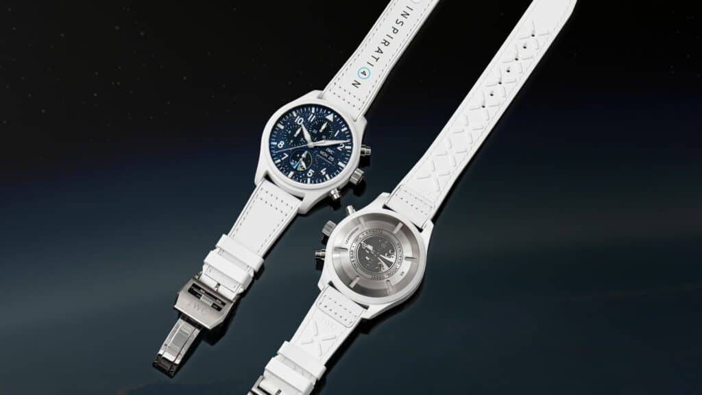 This is a photography of iwc watches Big pilots