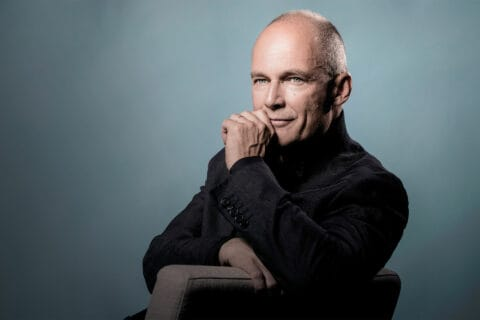 This is photo of Bertrand Piccard