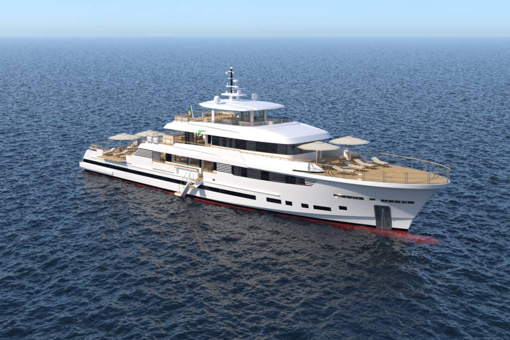 This is photo of a concept Explorer 49.5