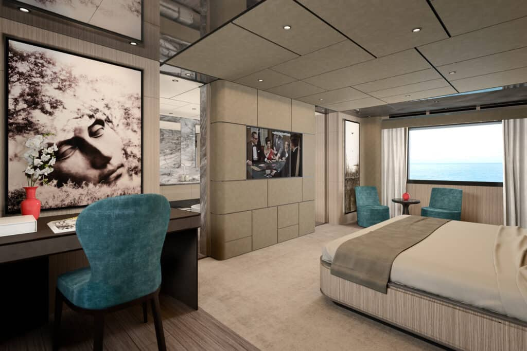 This is photo of a owner suite