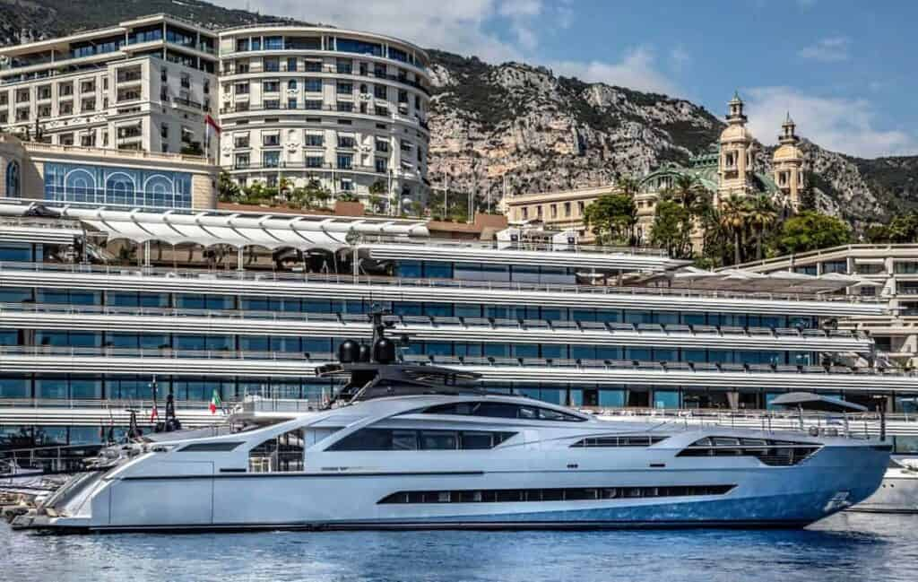 This is a photo of Ferretti Group Private Preview