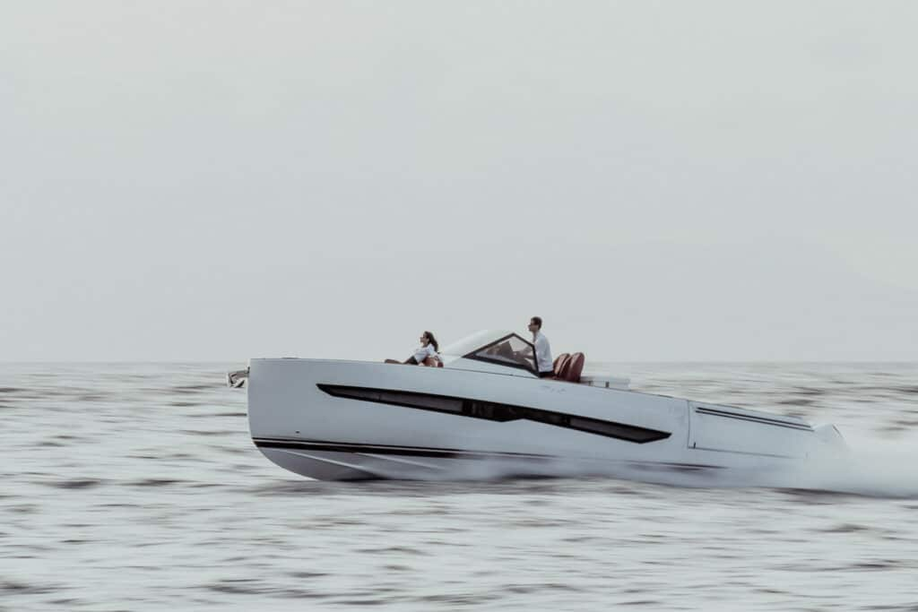 This is photo of a Fiart Seawalker 35