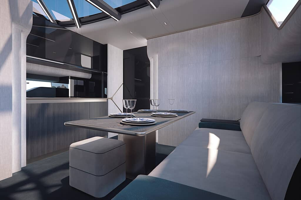This is photo of a kitchen